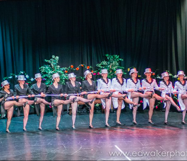 Thompson Schools of ballet show